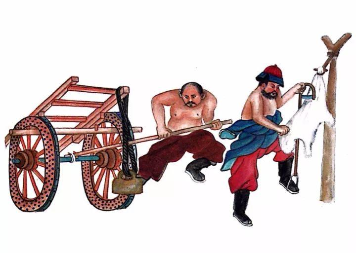 一位牧民画家 完美的诠释出蒙古族文化礼仪 来感受一下 第29张