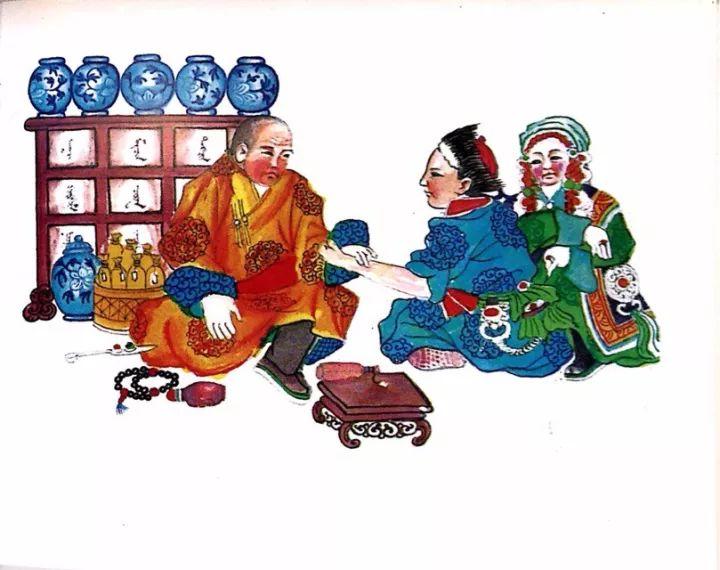 一位牧民画家 完美的诠释出蒙古族文化礼仪 来感受一下 第33张
