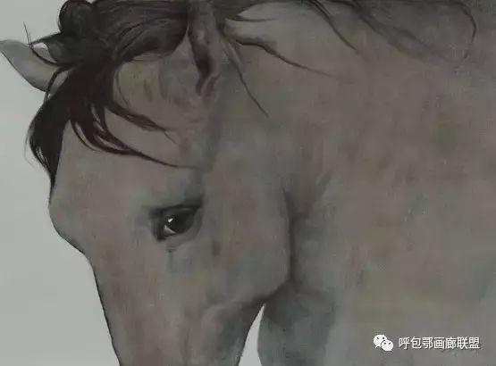 蒙古族画家长海作品 第10张