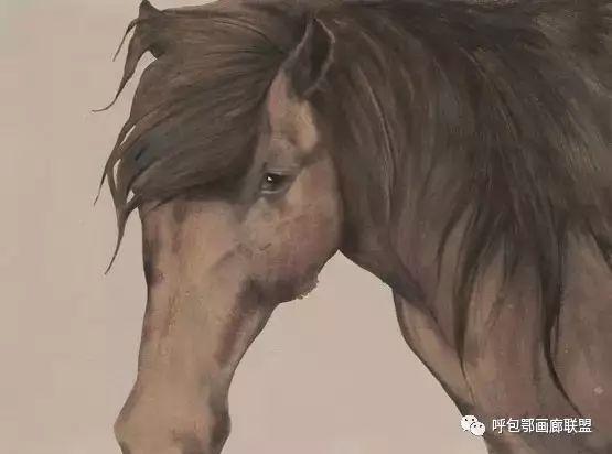 蒙古族画家长海作品 第12张