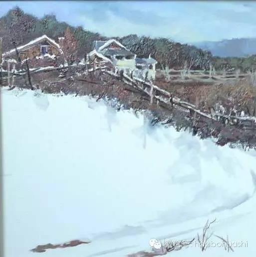 钢铁般的汉子——蒙古族油画家铁钢 第17张