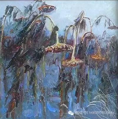 钢铁般的汉子——蒙古族油画家铁钢 第21张