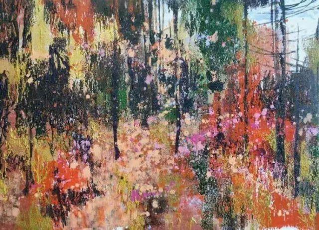 记录草原往事:画家巴图纳森写实水彩作品欣赏 第10张