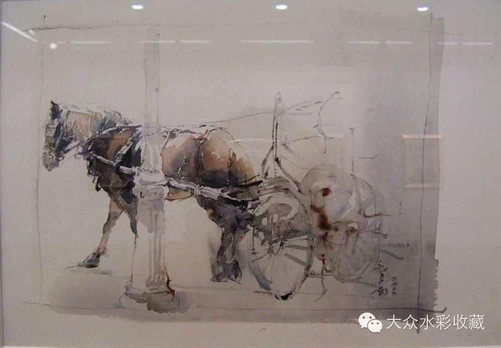 【名家作品】 水彩画家蒋智南与他的《欧洲之旅》 第5张
