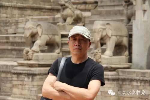 【名家作品】 水彩画家蒋智南与他的《欧洲之旅》 第1张