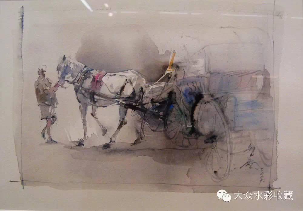 【名家作品】 水彩画家蒋智南与他的《欧洲之旅》 第9张