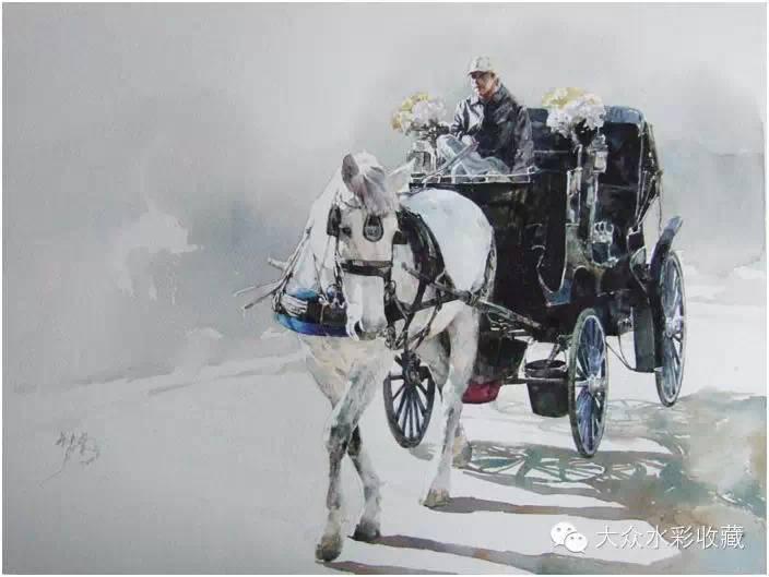 【名家作品】 水彩画家蒋智南与他的《欧洲之旅》 第12张