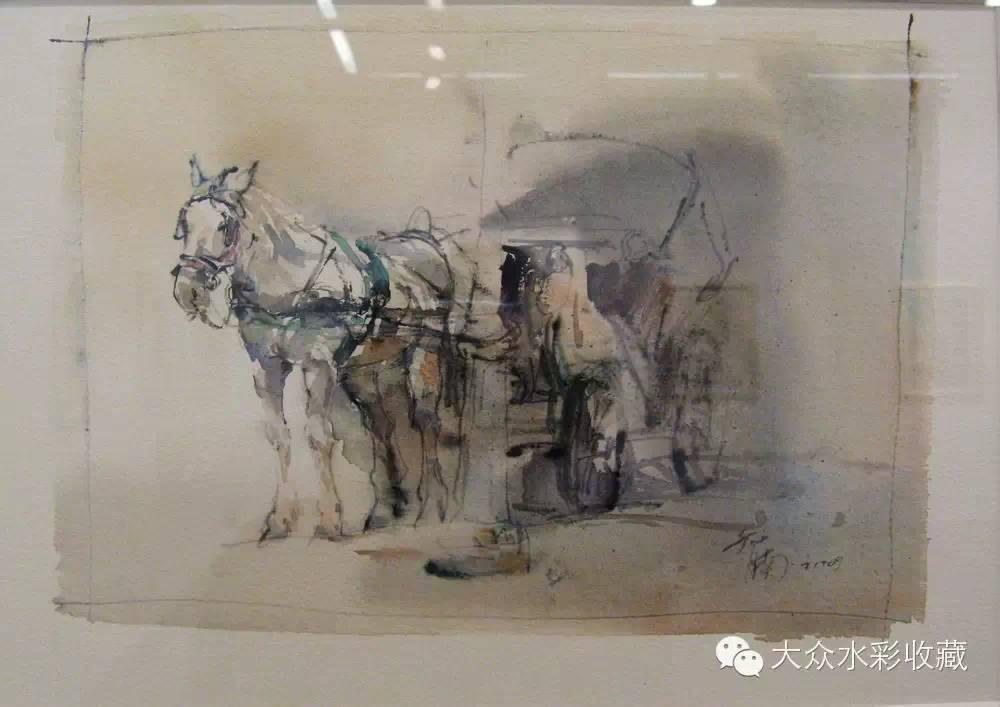 【名家作品】 水彩画家蒋智南与他的《欧洲之旅》 第19张