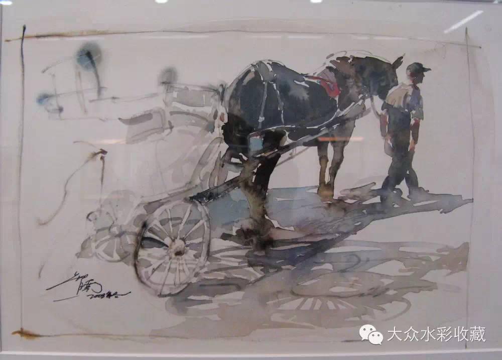 【名家作品】 水彩画家蒋智南与他的《欧洲之旅》 第23张