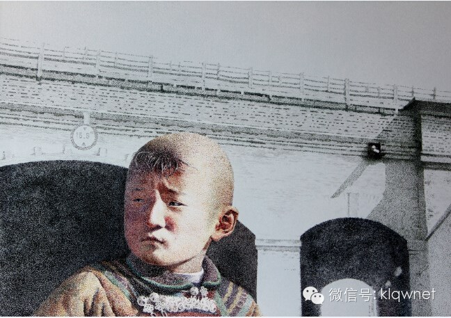 呼日查(库伦画家)水彩画作品欣赏 第11张