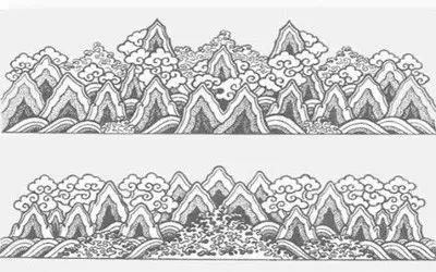 蒙古花纹图案的寓意 第13张
