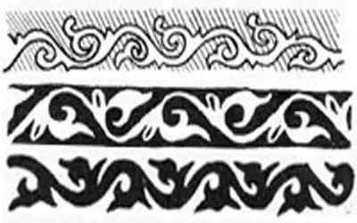 蒙古花纹图案的寓意 第11张