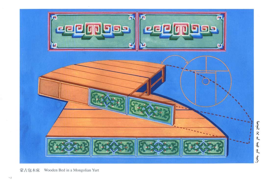 蒙古图案彩色版3 第12张