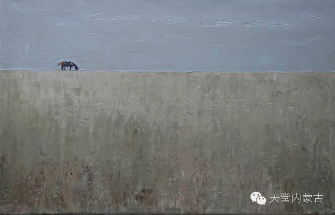 内蒙古油画家---孙勇作品集 第20张