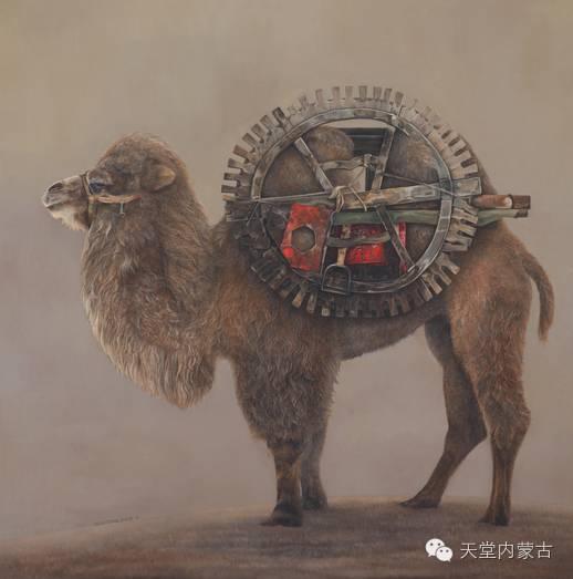 内蒙古油画家---孙勇作品集 第19张