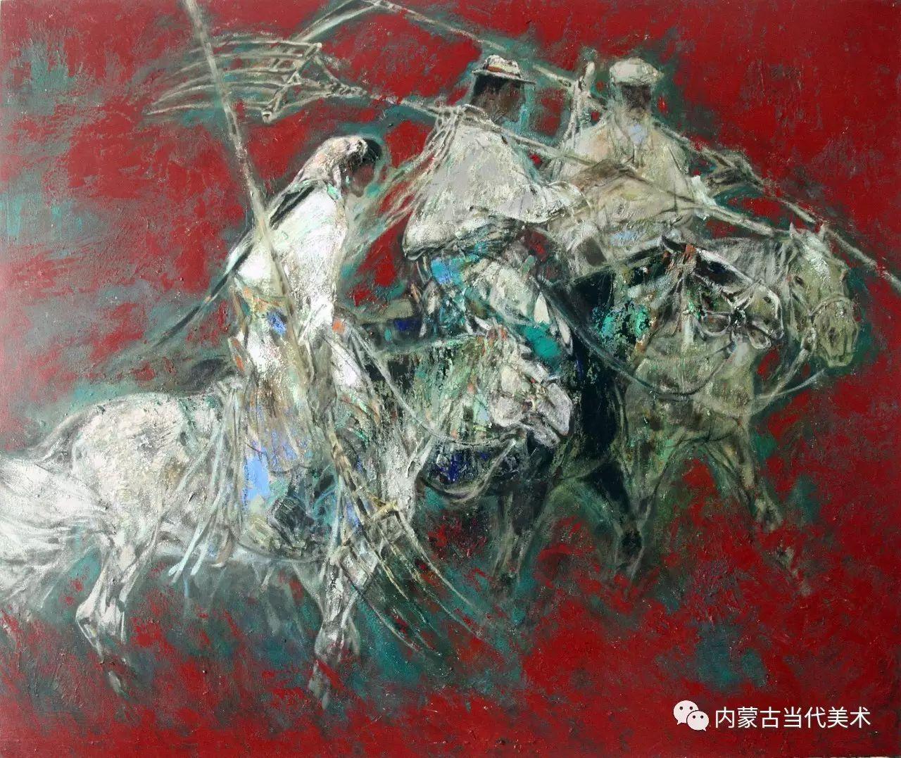 内蒙古油画微展系列——易  晶 第7张