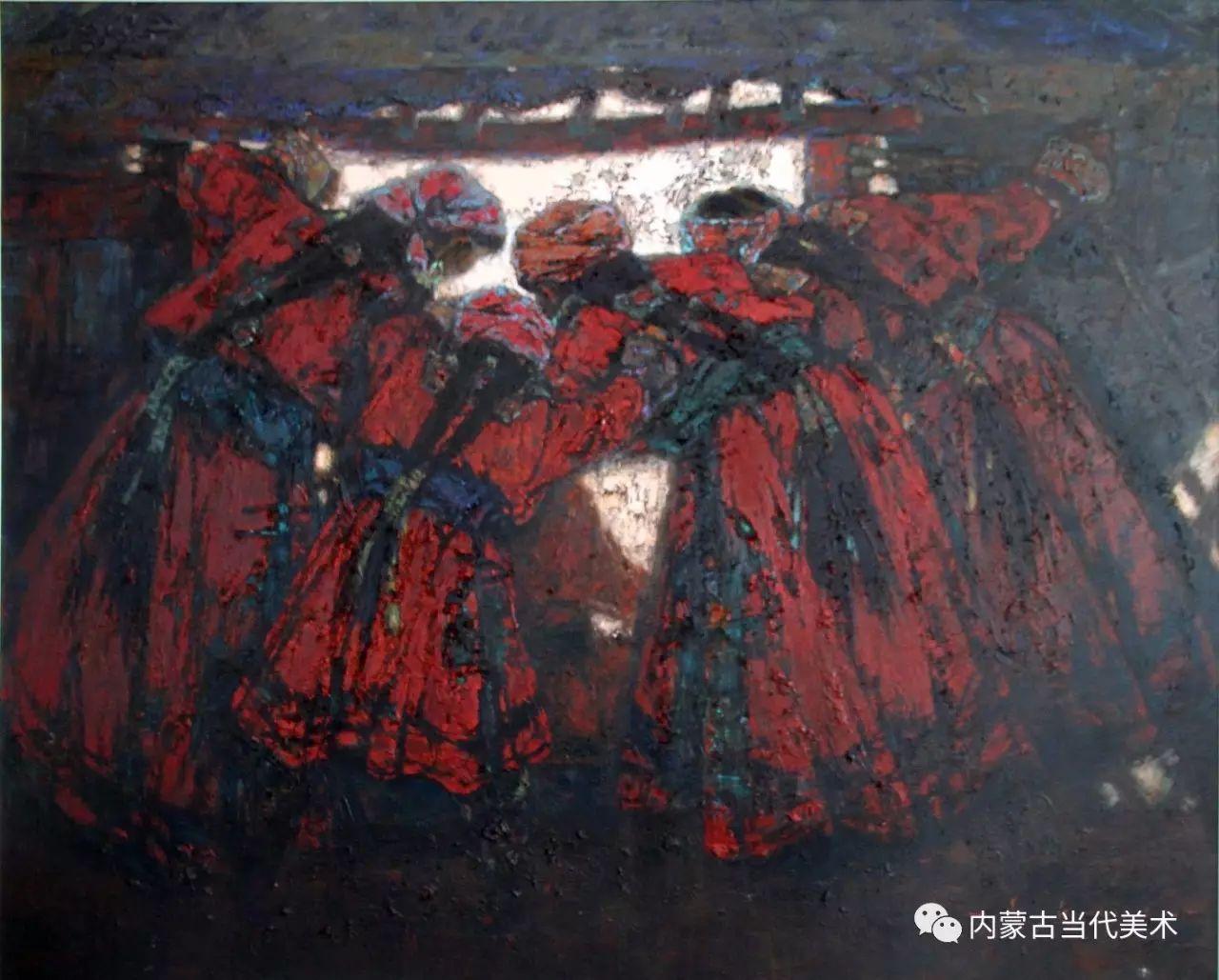 内蒙古油画微展系列——易  晶 第10张