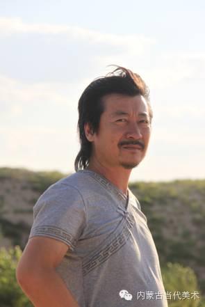 内蒙古当代美术家系列——陈春雷与他的创作 第1张