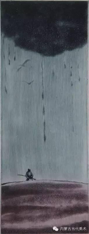 内蒙古当代美术家系列——陈春雷与他的创作 第4张