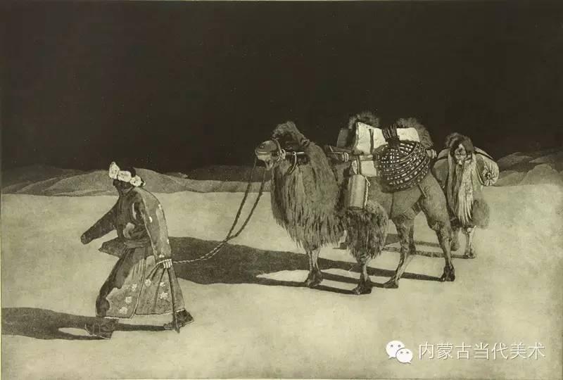 内蒙古当代美术家系列——陈春雷与他的创作 第11张