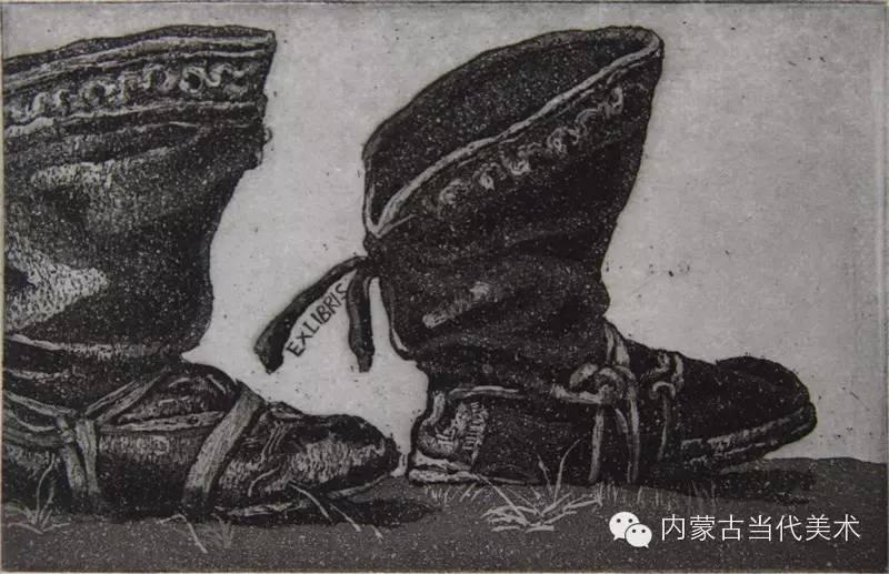 内蒙古当代美术家系列——陈春雷与他的创作 第14张