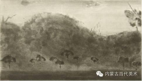 内蒙古当代美术家系列——陈春雷与他的创作 第17张