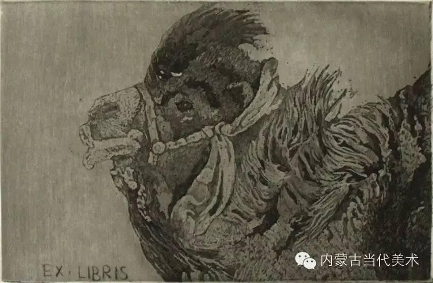 内蒙古当代美术家系列——陈春雷与他的创作 第15张