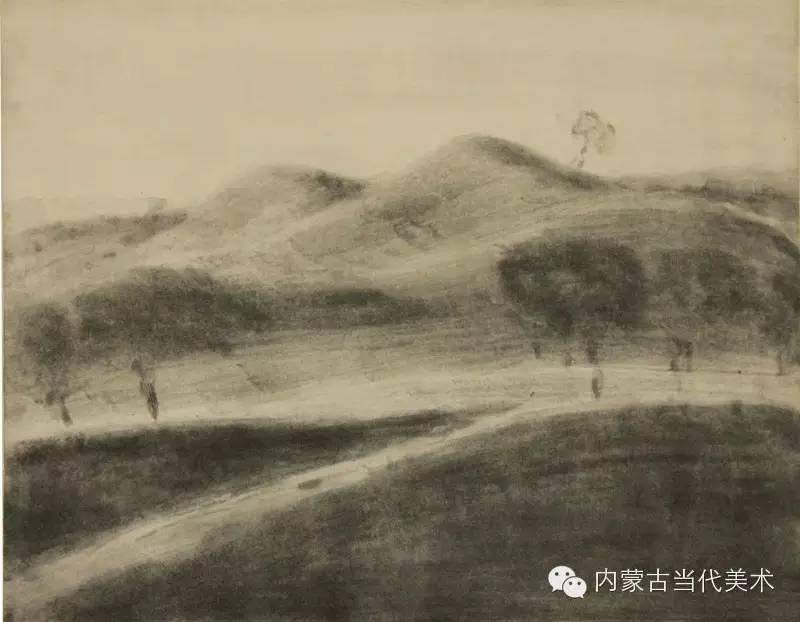 内蒙古当代美术家系列——陈春雷与他的创作 第20张