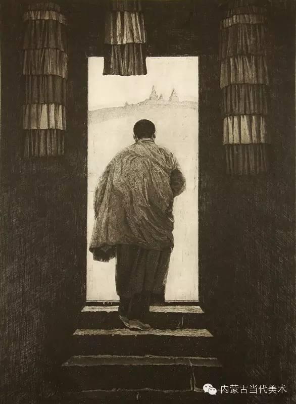 内蒙古当代美术家系列——陈春雷与他的创作 第22张