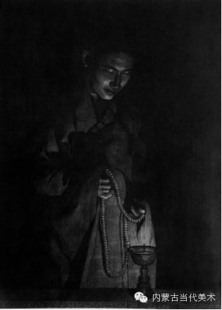 内蒙古当代美术家系列——陈春雷与他的创作 第23张