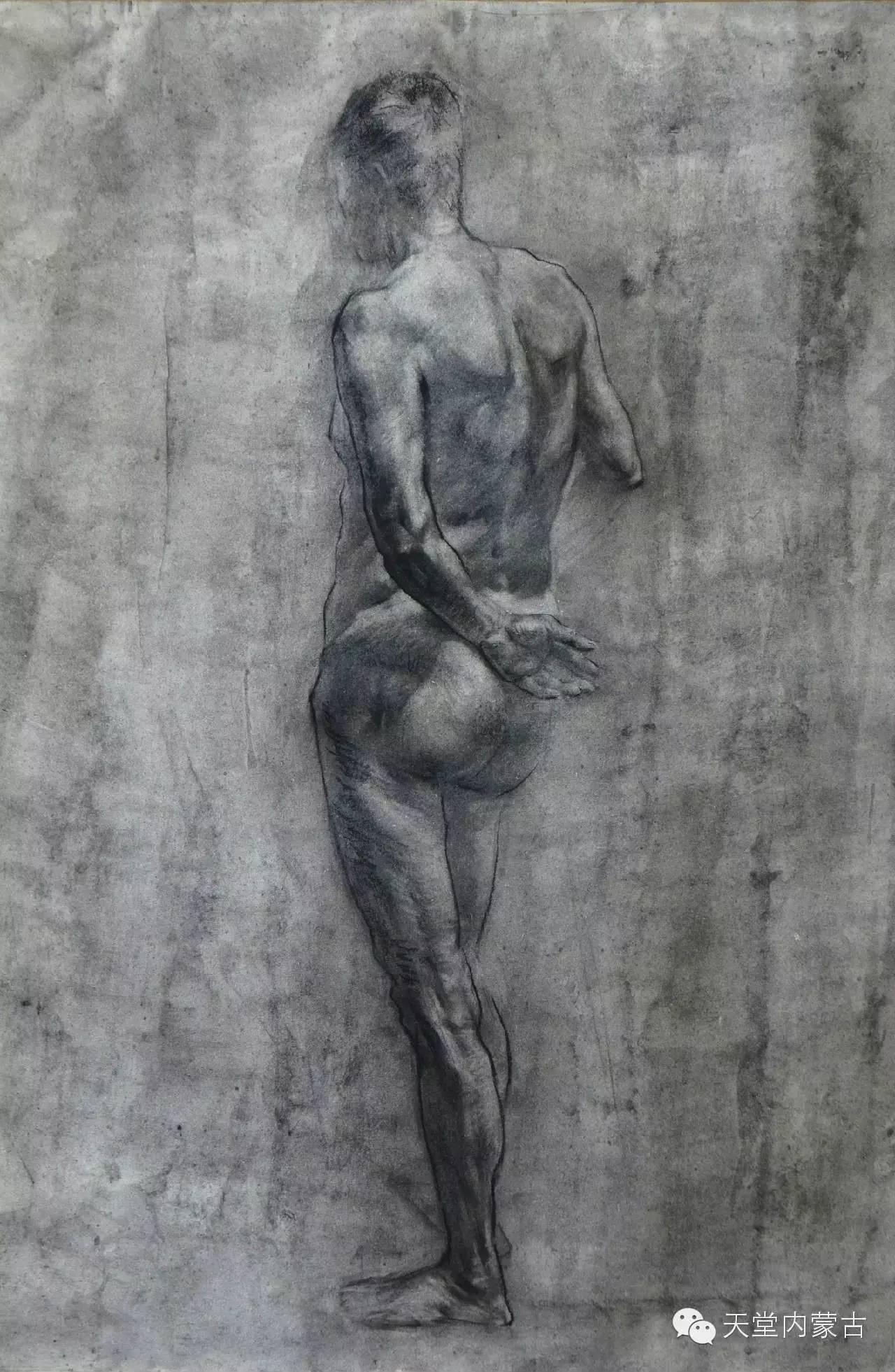 内蒙古油画家朝鲁门-油画作品 第10张