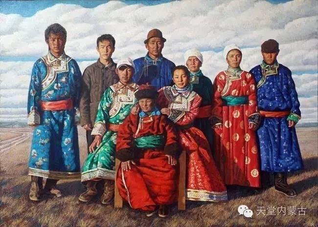 🔴内蒙古油画家张项军作品 第7张