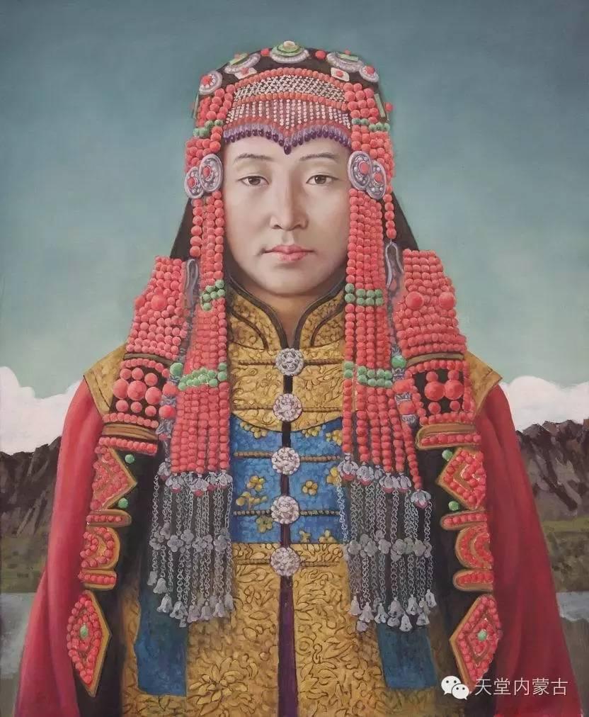 🔴内蒙古油画家张项军作品 第11张