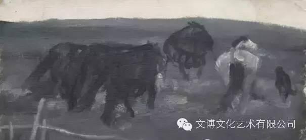 文博艺术— 内蒙古油画家—周宇 第3张