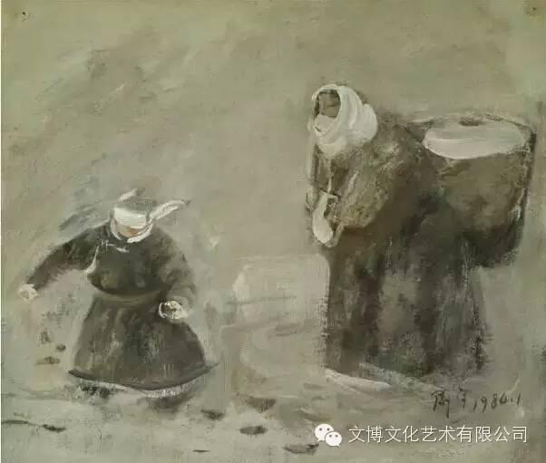 文博艺术— 内蒙古油画家—周宇 第5张