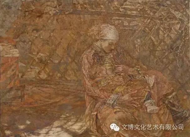 文博艺术— 内蒙古油画家—周宇 第7张