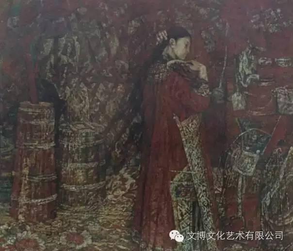文博艺术— 内蒙古油画家—周宇 第6张