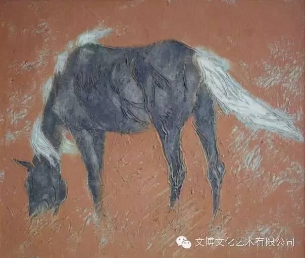 文博艺术— 内蒙古油画家—周宇 第12张