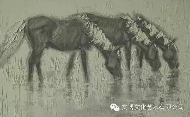 文博艺术— 内蒙古油画家—周宇 第13张
