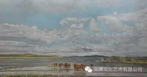 文博艺术— 内蒙古油画家—周宇 第14张