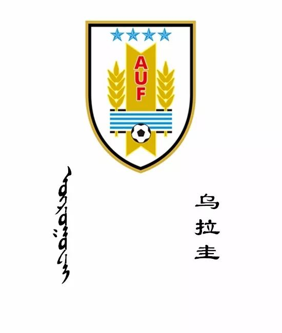 蒙汉对照 国家名称 第4张