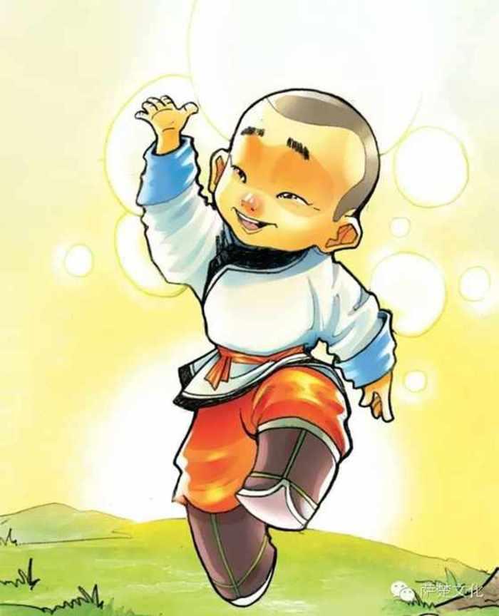 几张蒙古卡通漫画 第2张