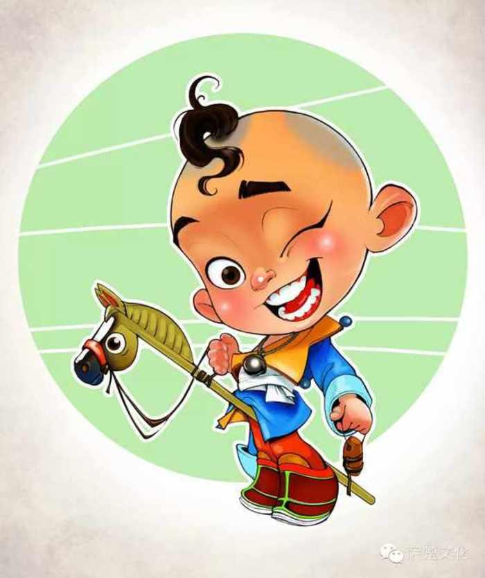 几张蒙古卡通漫画 第5张