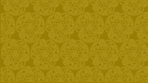 我收集的彩色蒙古族图案40张 第16张