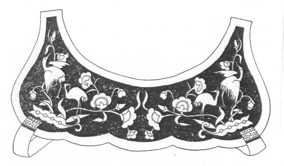 黑白蒙古图案 ,花纹2(25张) 第15张