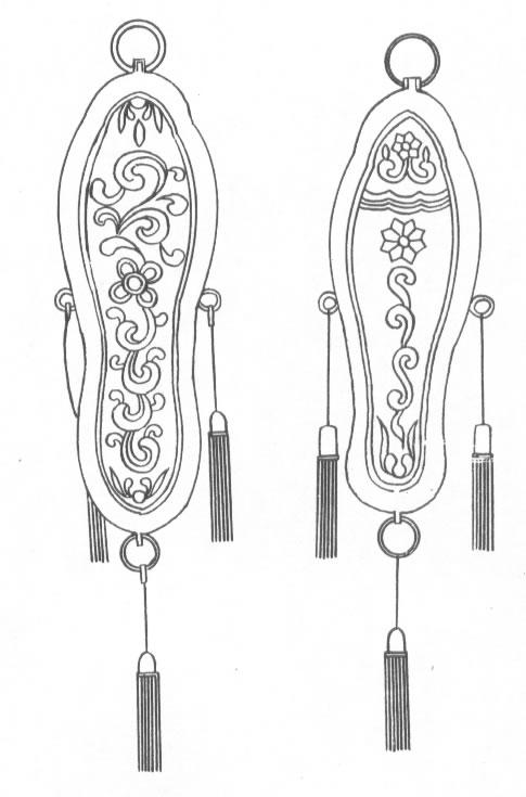 黑白蒙古图案 ,花纹2(25张) 第10张