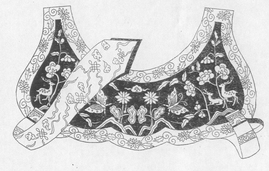 黑白蒙古图案 ,花纹2(25张) 第13张