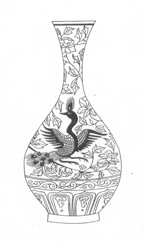 黑白蒙古图案 ,花纹2(25张) 第21张