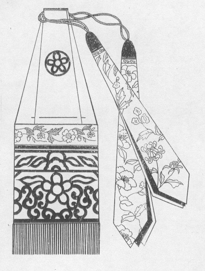 黑白蒙古图案 ,花纹3(20张) 第2张