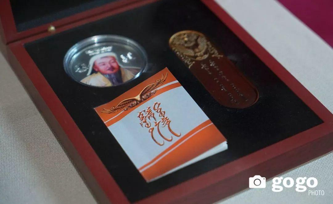 蒙古举行的成吉思汗文化展 第11张